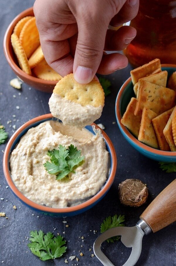 Smoked fish dip the novice chef for Smoked fish dip recipe