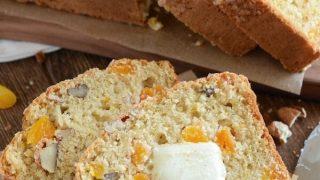 Apricot Pecan Bread