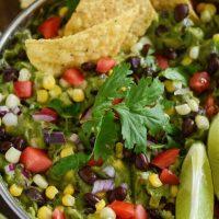 Easy Fully Loaded Guacamole Recipe | How To Make Guacamole