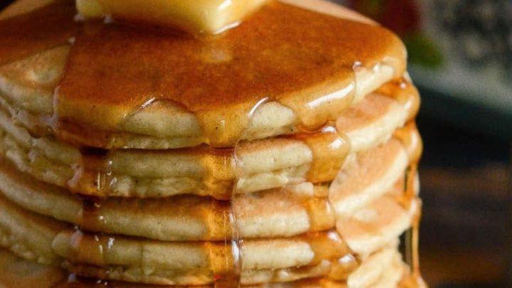 Low Carb Keto Pancakes The Novice Chef