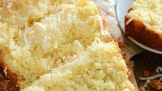 Pineapple Coconut Quick Bread