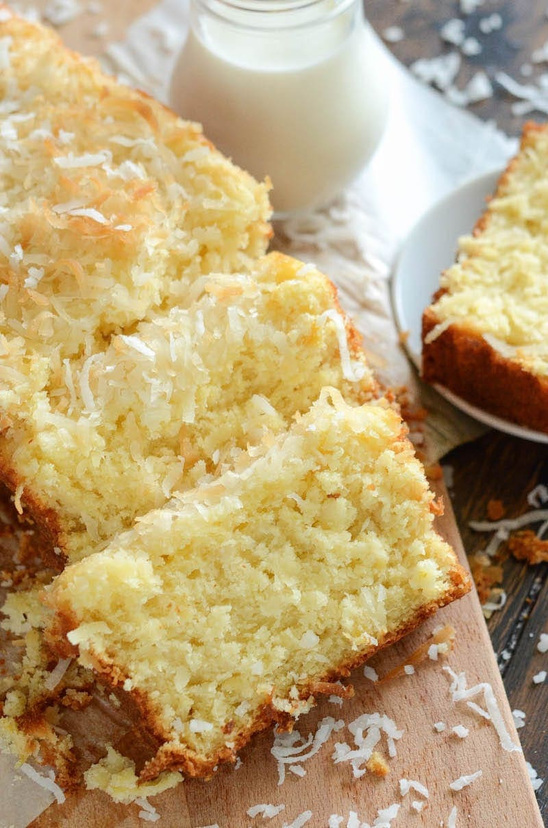 Pineapple Coconut Quick Bread The Novice Chef