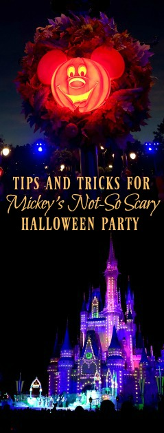 What to expect at Mickey's Not-So-Scary Halloween Party: we celebrated Halloween at Disney with twin three year olds and are sharing our best tips and tricks!