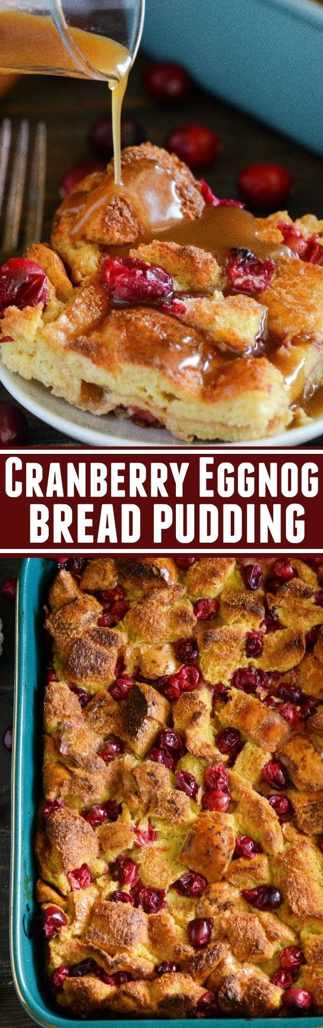 recipe: eggnog and cranberry salad [39]
