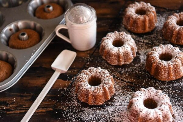 Pampered Chef Party With A Pumpkin Bundt Cake Recipe The