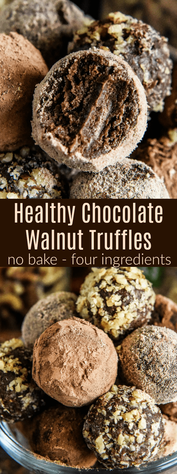 Healthy Chocolate Truffles Recipe