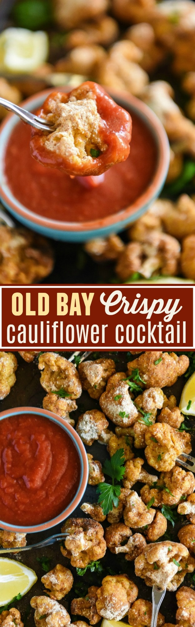 Easy Baked Vegetarian Cauliflower Recipe