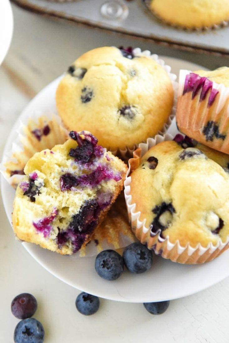 Disney's Blueberry Muffins