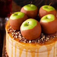 Caramel Apple Dream Cake