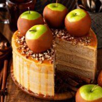 Caramel Apple Dream Cake