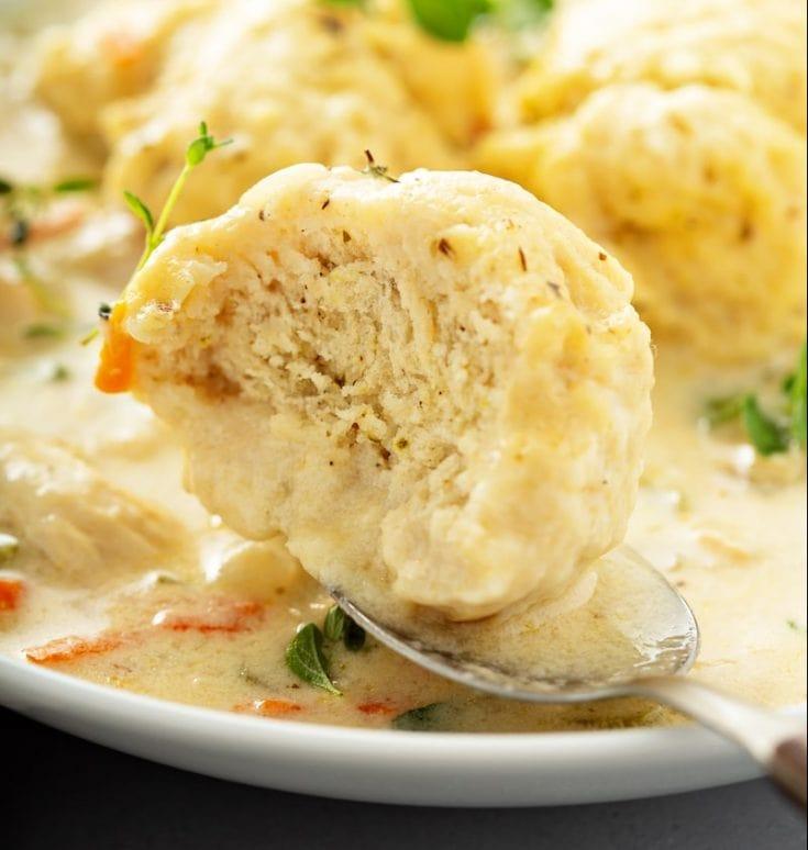 Chicken And Dumplings Recipe From Scratch