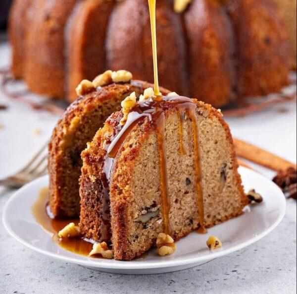 Homemade Rum Bundt Cake Recipe