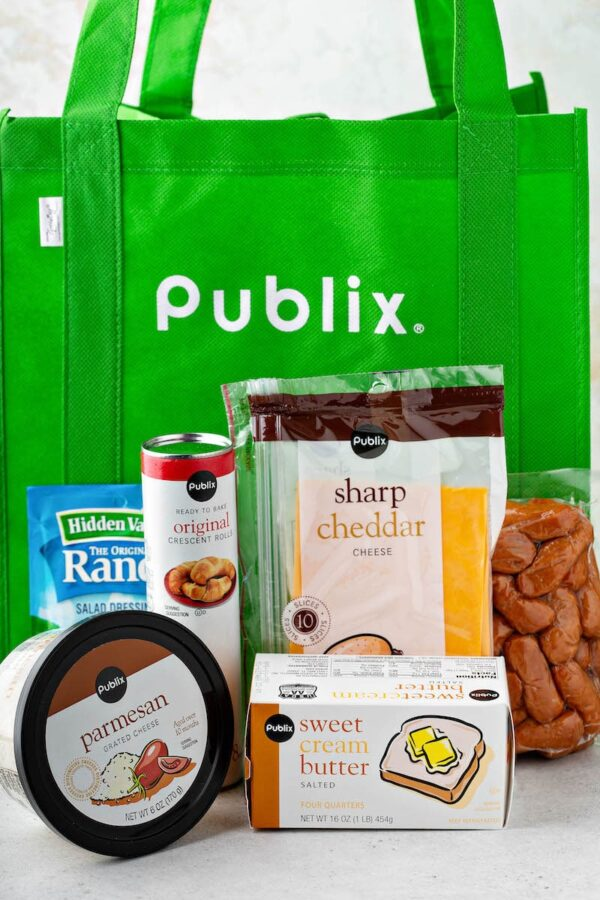 Publix delivery, powered by Instacart