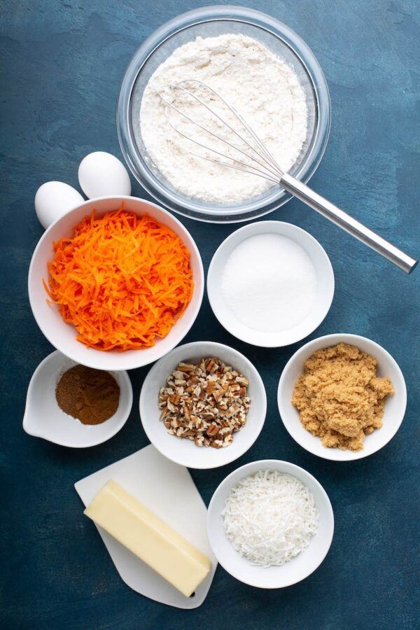 Carrot Cake Whoopie Pies Ingredients