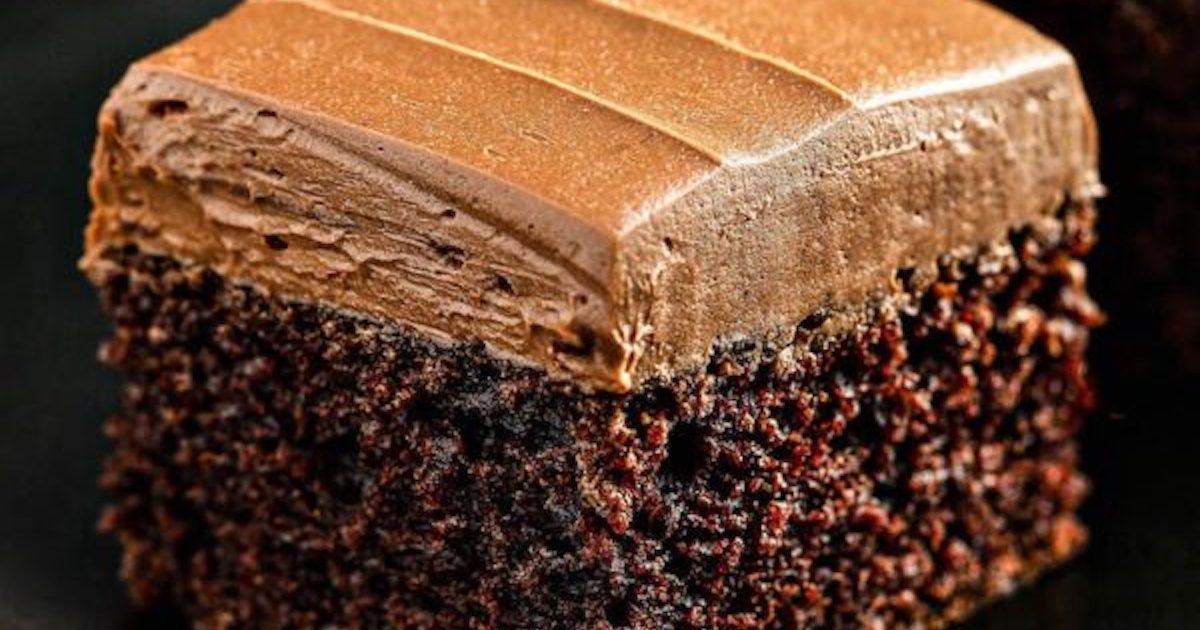 Chocolate Mayonnaise Cake Old Fashioned Chocolate Cake Recipe