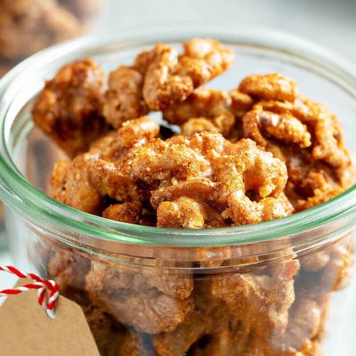 Toffee Walnuts Recipe