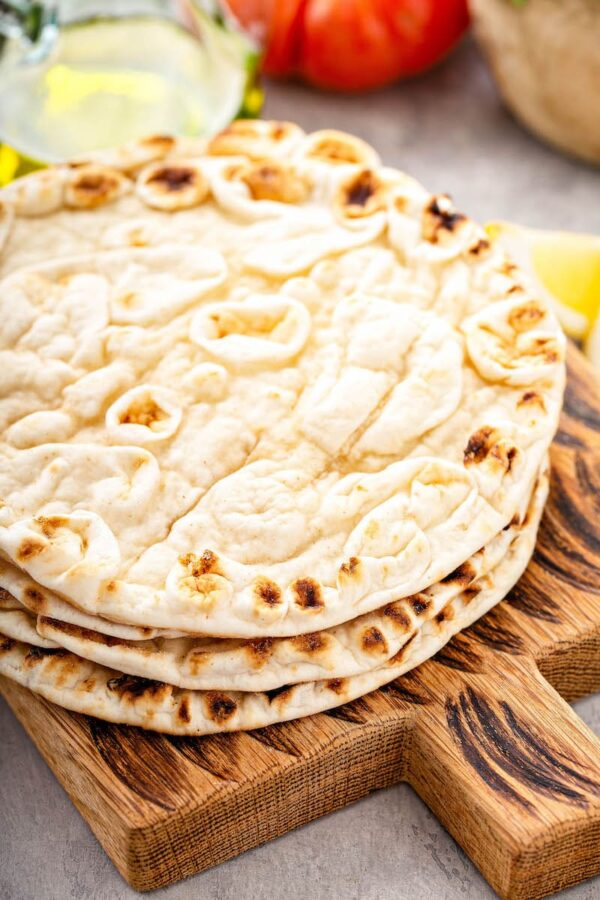 Chicken Gyro Pita Bread