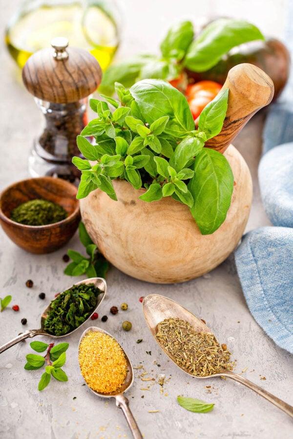 Greek Seasoning Ingredients