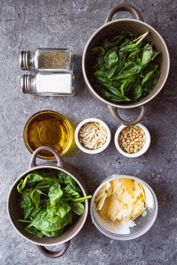 How To Make Basil Pesto Sauce The Best Homemade Pesto Recipe