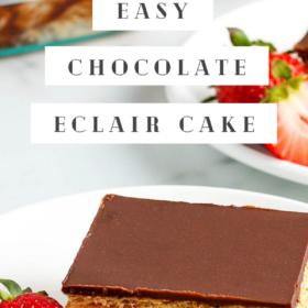 Pinterest Eclair Cake Image